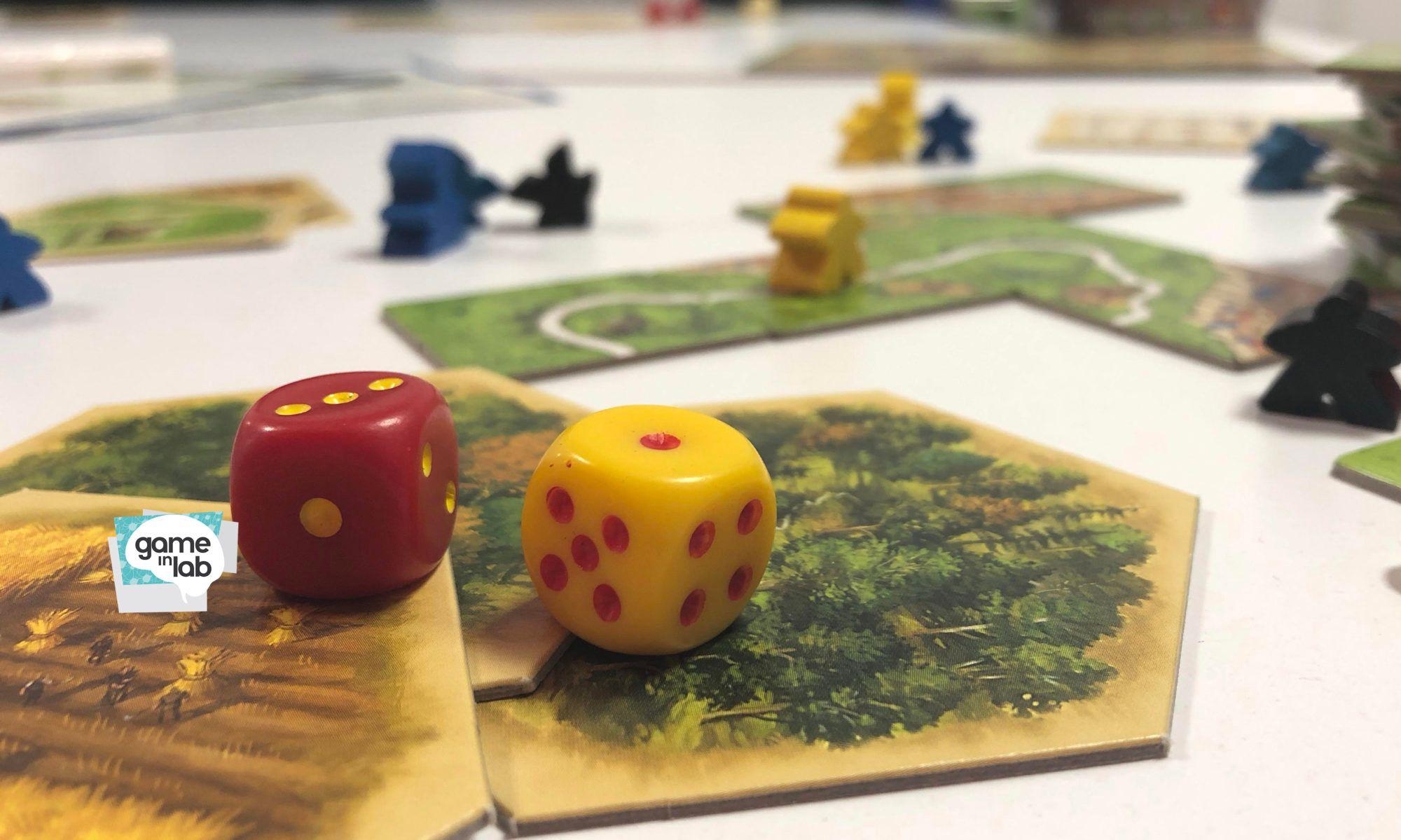 Le Game in Lab lance son appel à projets sur le jeu de société