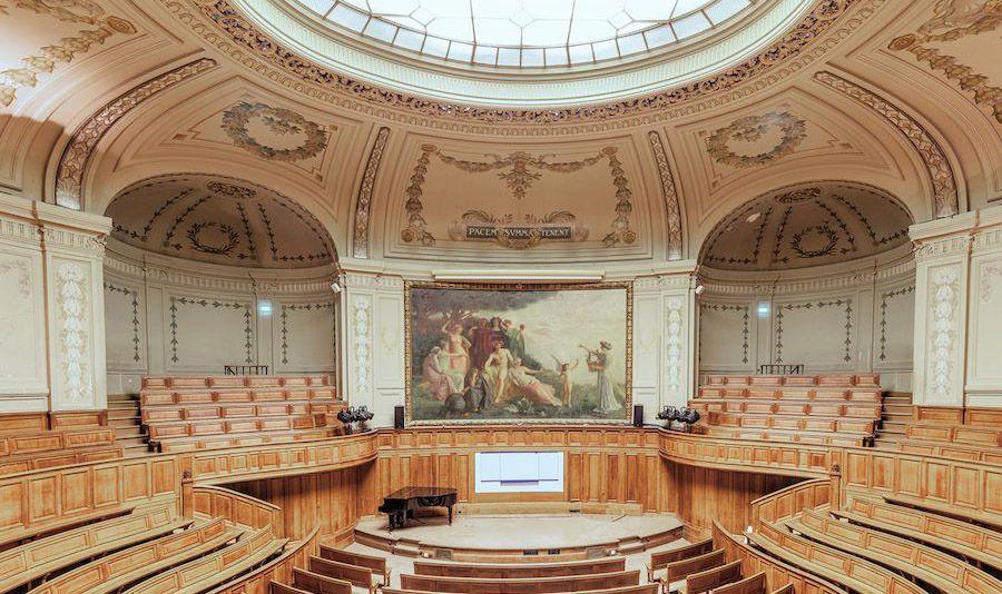 Les lettres et le jeu à l'honneur en Sorbonne