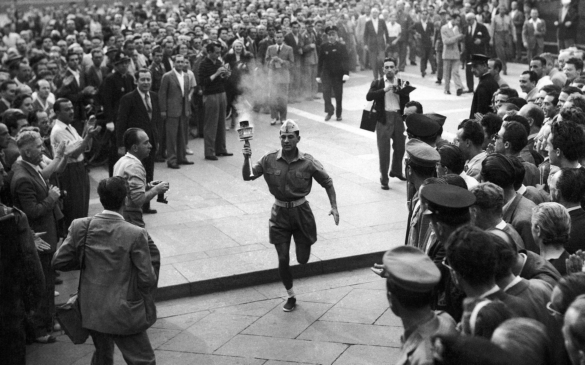 Sport et politique étrangère dans l'Italie d'après-guerre