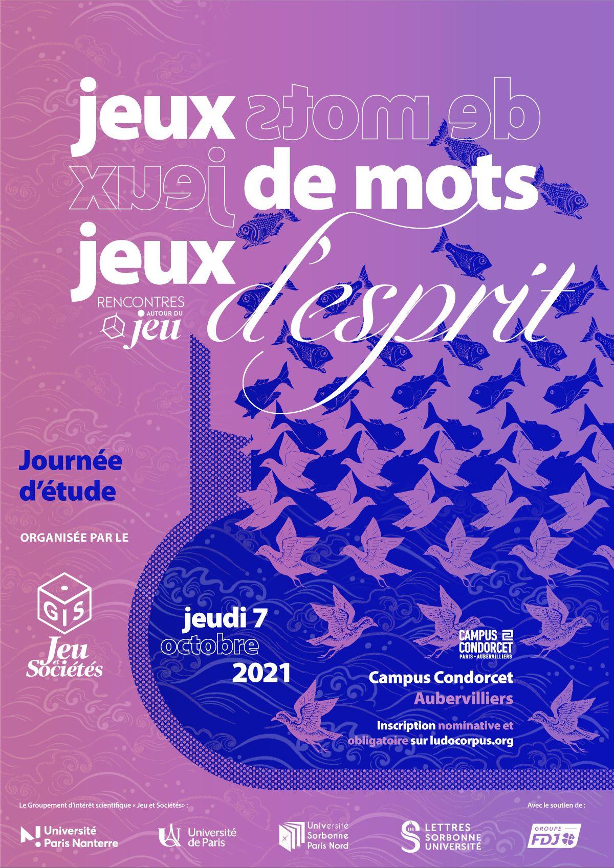 Affiche Journée d'étude 2021